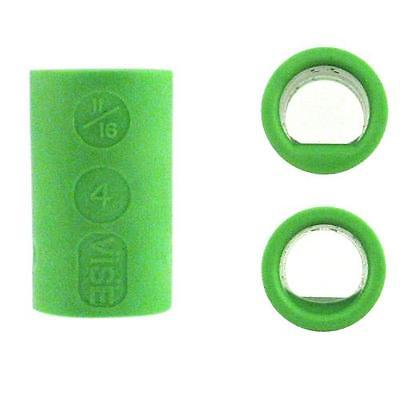 4PK Lady Power Lift and Semi Grip Green GREEN /  17/32