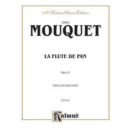 - Kalmus Edition: La Flute de Pan, Op. 15: Part(s) (Paperback)