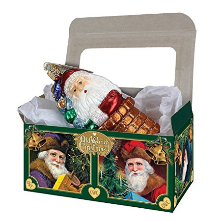 5 Large Gift Cardboard Boxes 14035, Cardboard By Old World Christmas