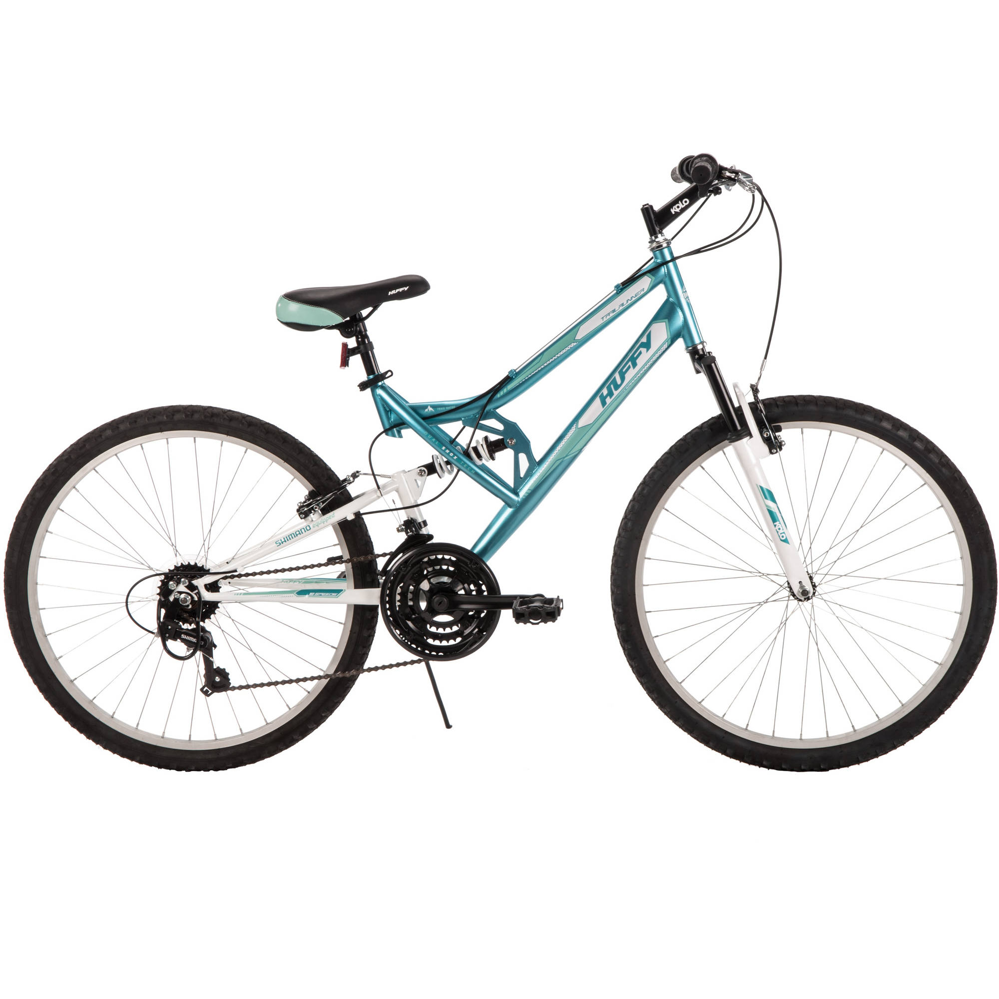 "26"" Huffy Women's Trail Runner Mountain Bike, Blue"