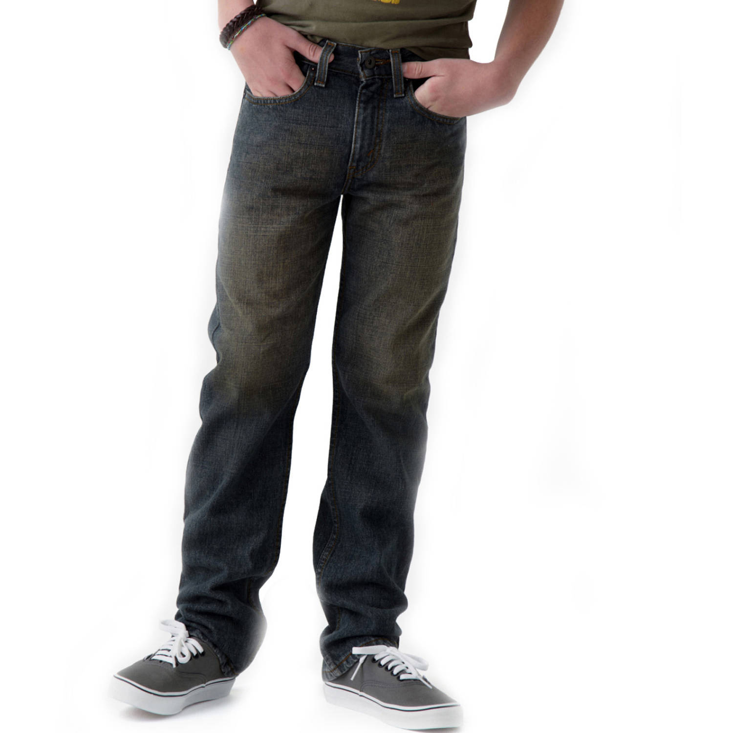 Signature By Levi Strauss & Co.™ Boys' Straight Fit Jeans