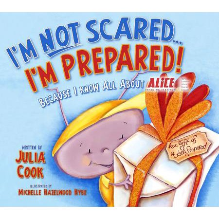I'm Not Scared... I'm Prepared!: Because I Know All about Alice (Paperback) (Alice Programming Book)