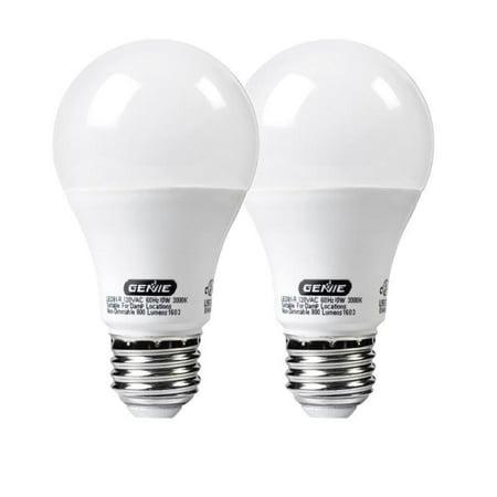 Genie Led Garage Door Opener Light Bulb 60 Watt 800