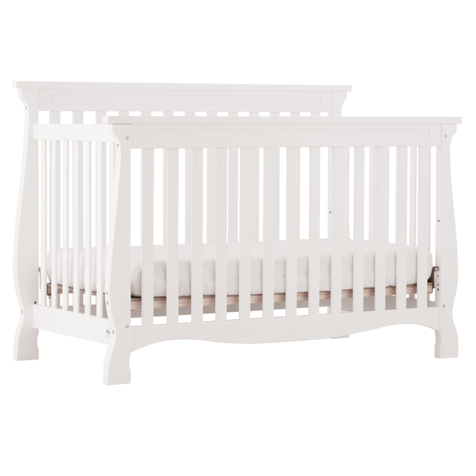 Storkcraft Carrara 4 in 1 Convertible Crib