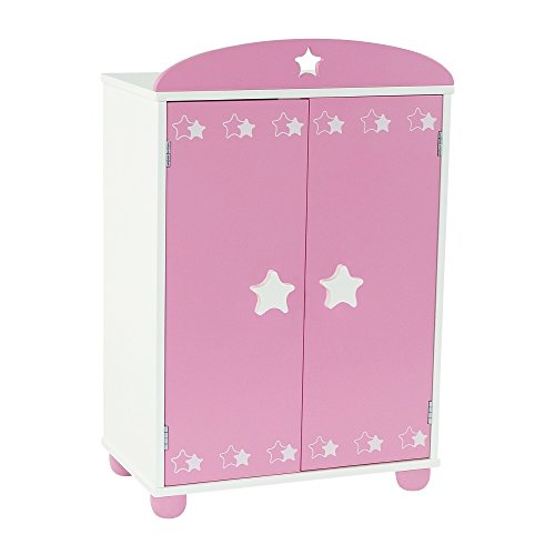 18 Inch Doll Furniture Closet, 18 Inch Doll Armoire