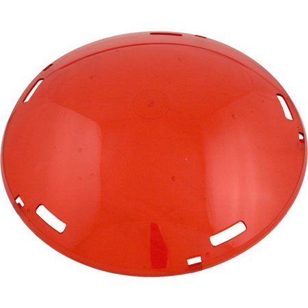 Pentair 78883702 Kwik Change Lens Cover for Pool or Spa Light - Red - Kwik Change Lens