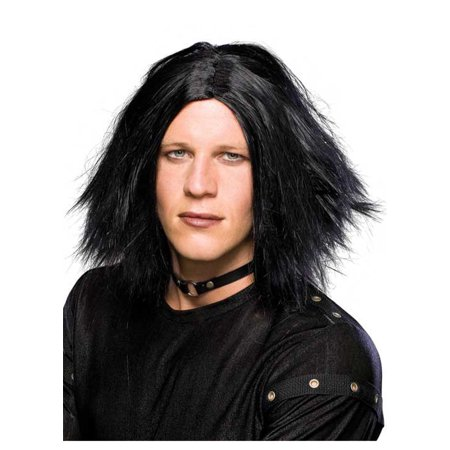 Adult Emo Dark Lord Wig Rubies 51731