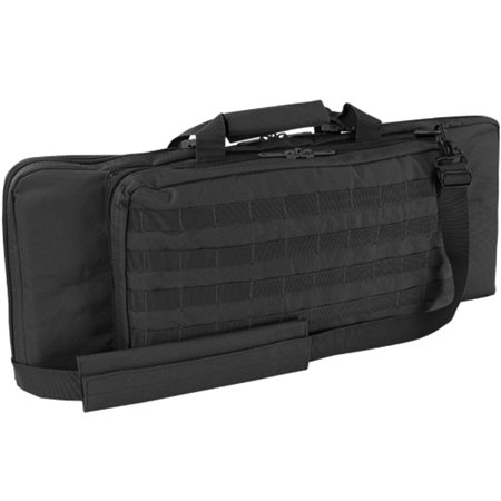 "28"" Condor Tactical #150 Single Rifle Case - Black thumbnail"