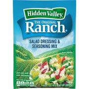 Hidden Valley Original Dry Ranch Salad Dressing & Seasoning Mix, 1 oz