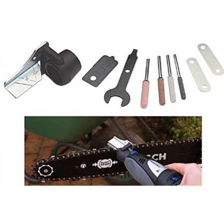 4 Piece Diamond Industrial Chainsaw Sharpener File Tool