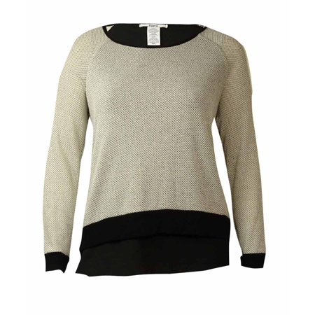 Bar III Women's Layered Sweater