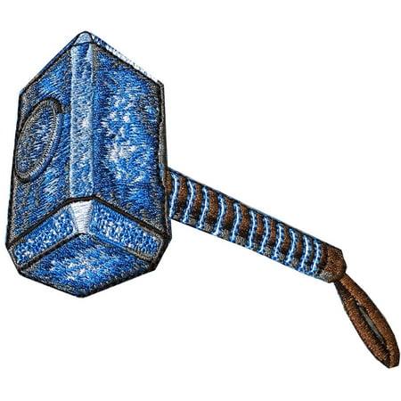 The Avengers Thor's Hammer 4