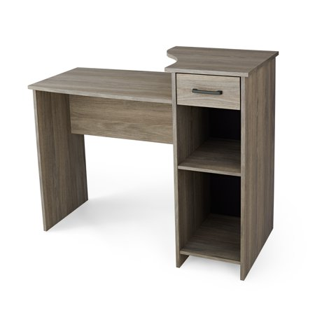 Mainstays Student Desk With Easy Glide Drawer Multiple Finishes