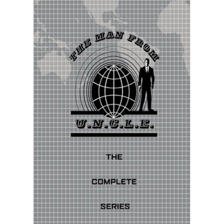 The Man from U.N.C.L.E.: The Complete Series (Music From The Bridge Tv Series Fx)