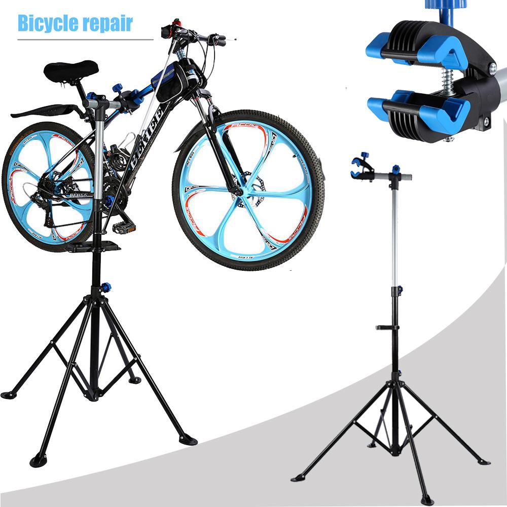 "Pro Bike Adjustable 41/"" To 75/"" Repair Stand W//Telescopic Arm Bicycle Cycle Rack"