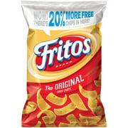 Frito Lay Fritos  Corn Chips, 17.5 oz