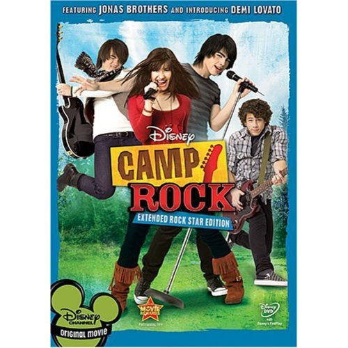 Camp Rock (Extended Rock Star Edition) (Full Frame)