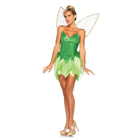 852fbbd4bd9 Pixie Dust Tink Adult Costume - Small
