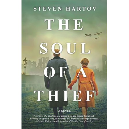 The Soul of a Thief - eBook (Little Steven And The Disciples Of Soul Tour)