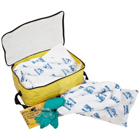 Sorbent Allwik Emergency Response Portable Spill Kit For Ol