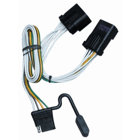 vehicle to trailer wiring harness connector for 01 03. Black Bedroom Furniture Sets. Home Design Ideas