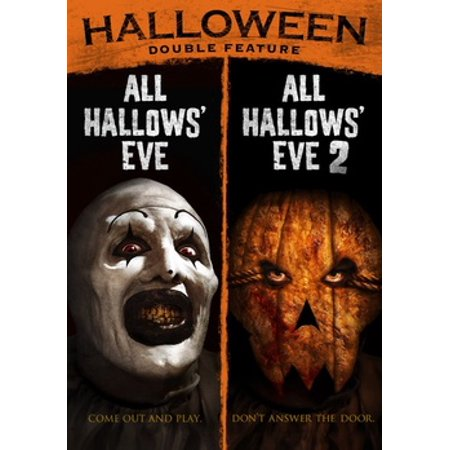 All Hallow's Eve / All Hallow's Eve 2 (DVD)