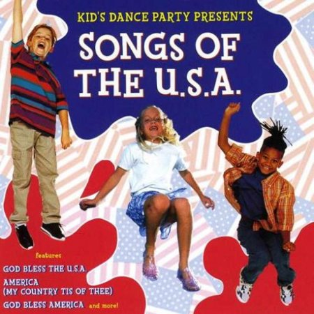 Kid's Dance Party: Songs of the U.S.A. (Halloween Song And Dance For Kids)