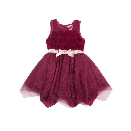 Sparkle Tulle Holiday Dress (Little Girls)