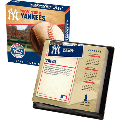Turner Licensing 2013 Box Calendar, New