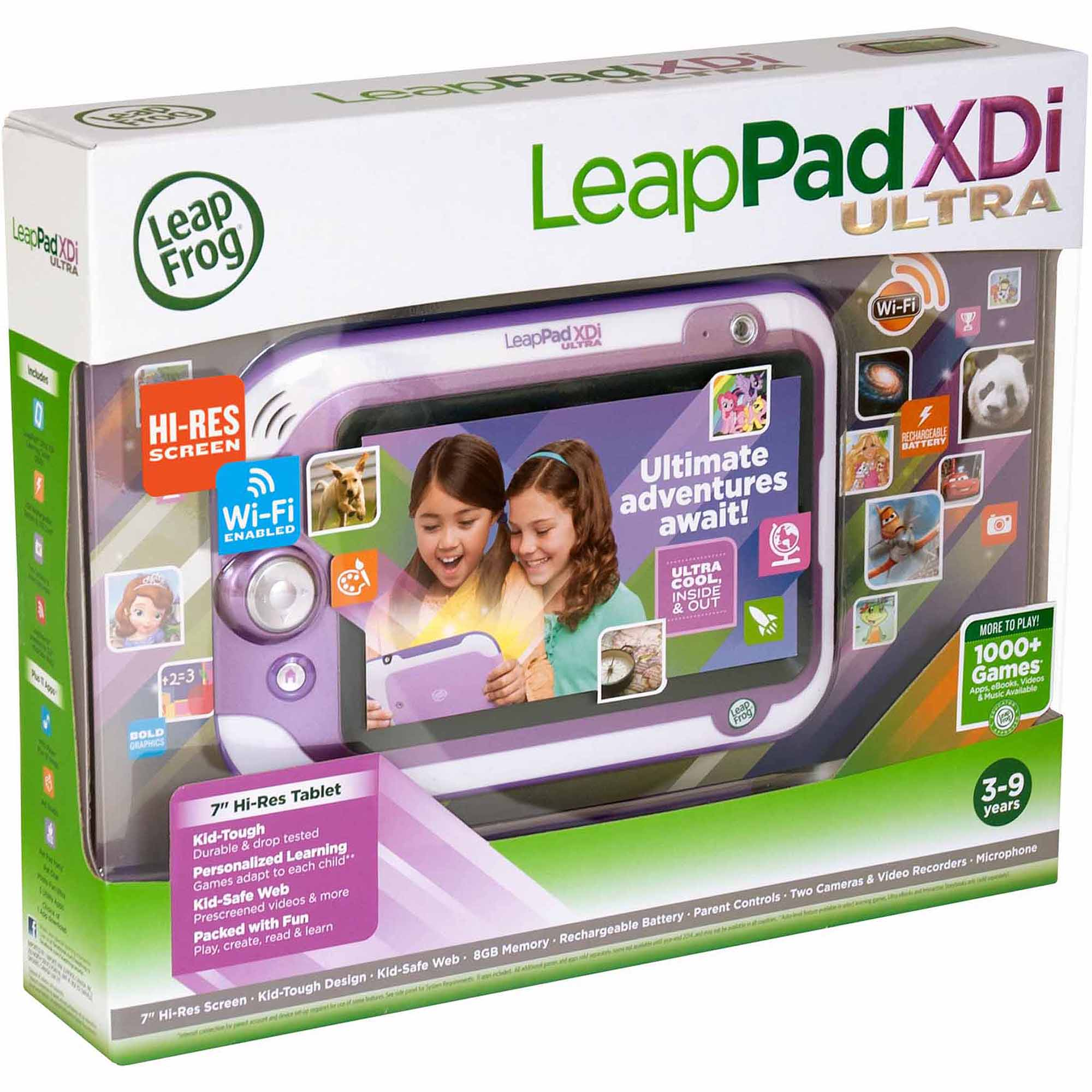 Marvelous Leapfrog Leappad Ultra Kids Tablets For Learning Green Download Free Architecture Designs Rallybritishbridgeorg