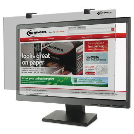 Innovera Protective Antiglare LCD Monitor Filter, 21.5