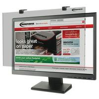 "Innovera Protective Antiglare LCD Monitor Filter, 21.5""-22"" Widescreen LCD, 16:9/16:10"