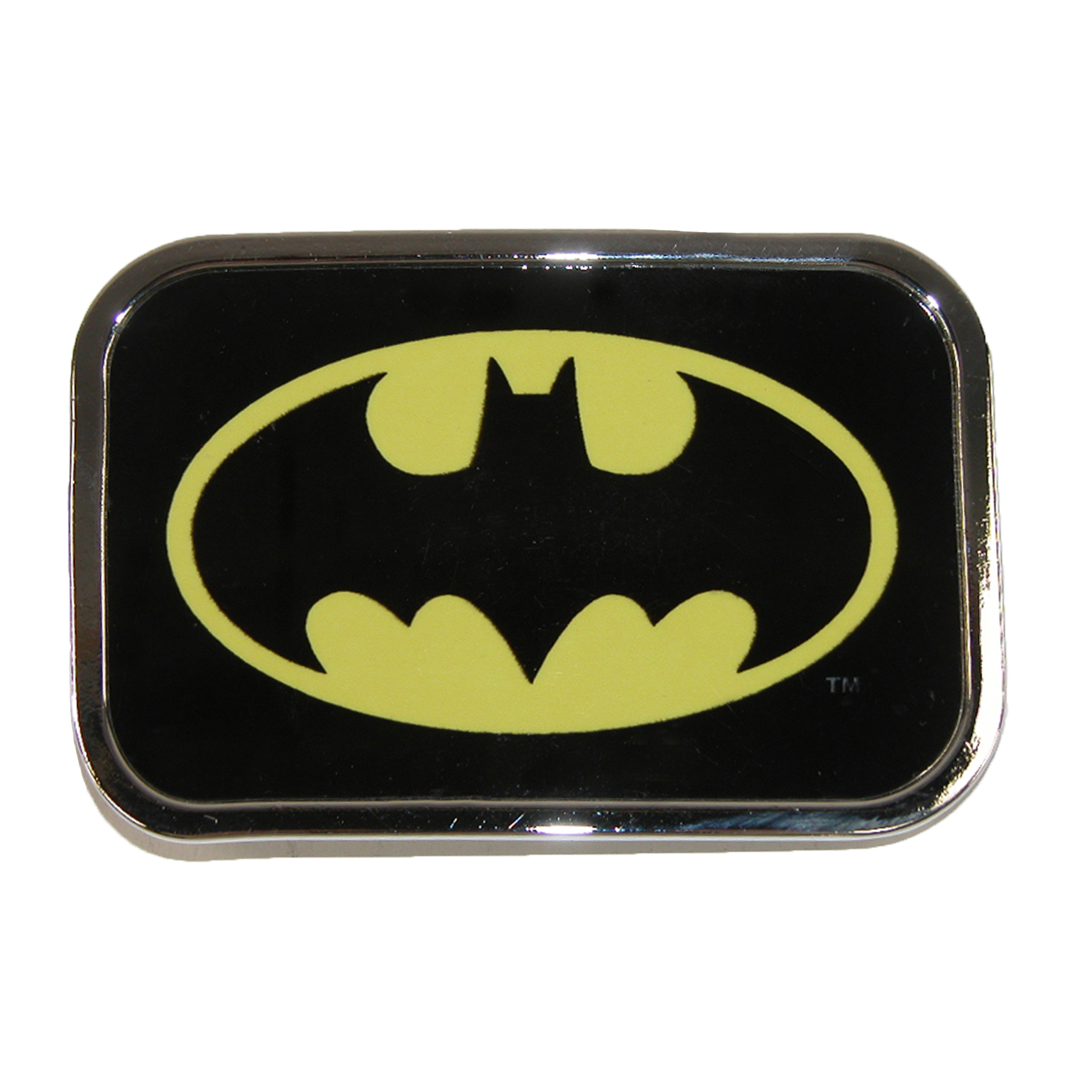 Buckle Down  DC Comics Batman Signal Belt Buckle