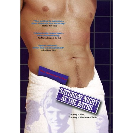 Saturday Night at the Baths (DVD)