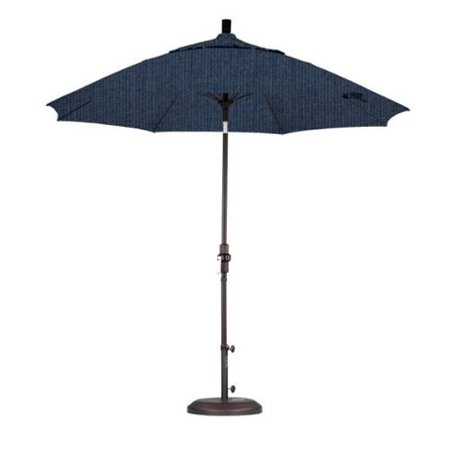 California Umbrella Patio Umbrella Spectrum Indigo