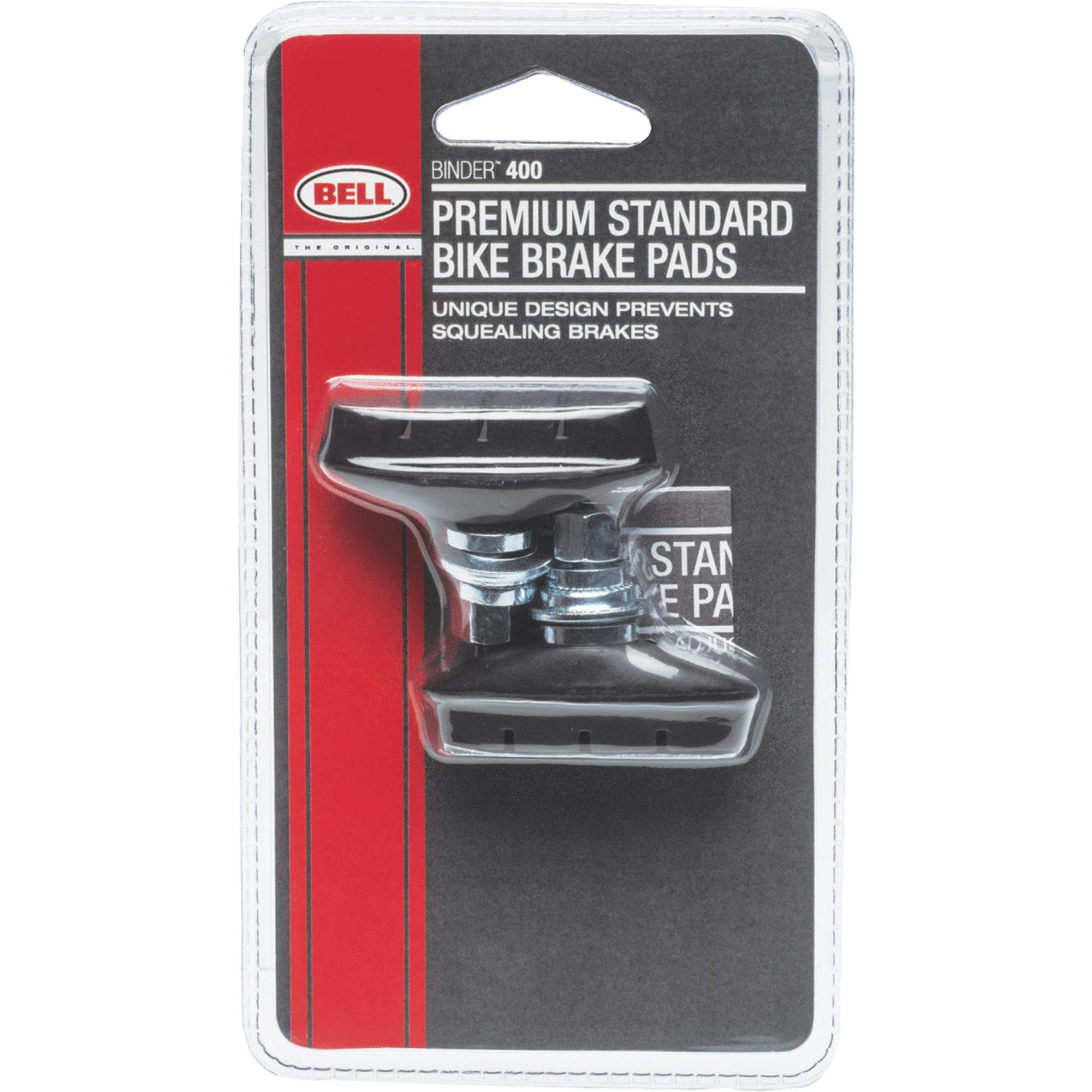 Bell Sports Binder 400 Universal Bicycle Brake Pad Kit (1 pair)