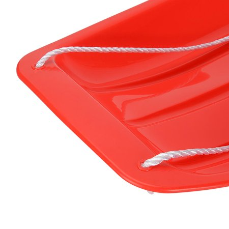 """Snow Kids Toboggan Sled 34"""" With Rope Outdoor Sport ,Red - Phat™ - image 1 of 4"""