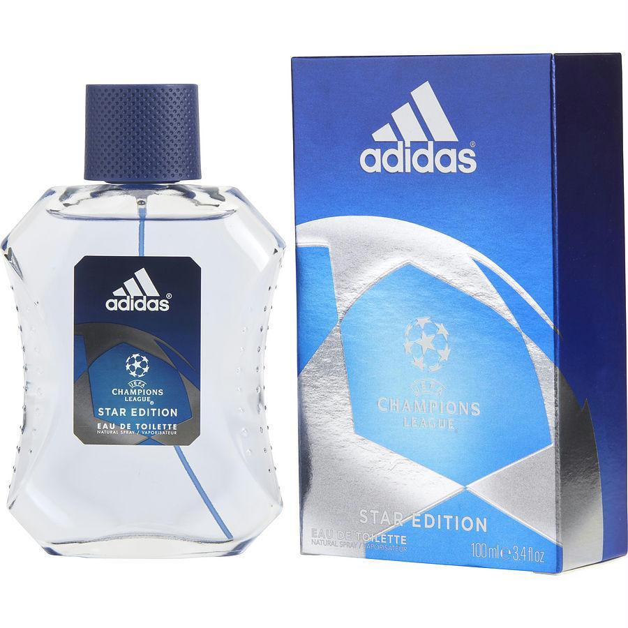 Adidas Uefa Champions League By Adidas Edt Spray 3.4 Oz (star Edition)