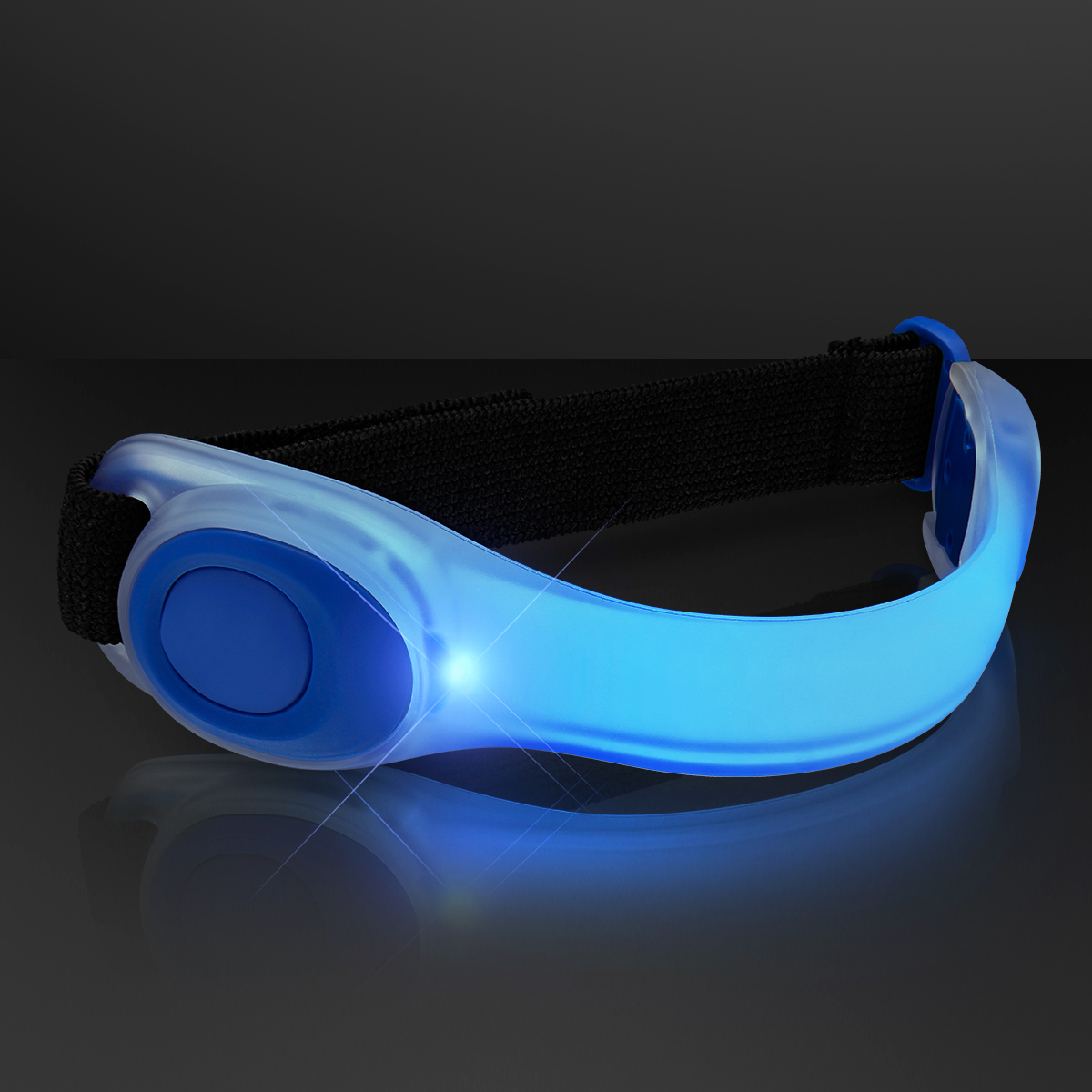 FlashingBlinkyLights Deluxe LED Armbands for Night Safety