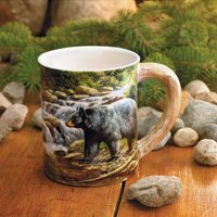 c31cd07e3d1 Product Image Wild Wings Shadow of the Forest Bear Sculpted Gift Mug