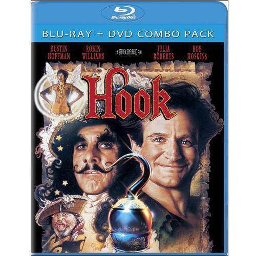 Hook (Blu-ray + DVD) (Anamorphic Widescreen)