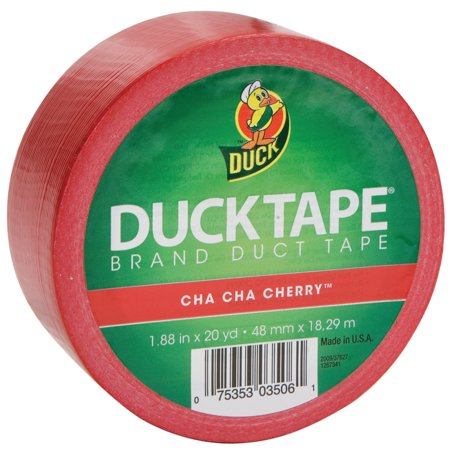 Duck Tape Solid Color Duck Tape, 1.88
