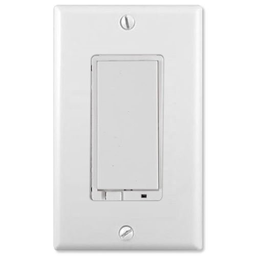 GoControl In-Wall Smart Dimmer, 1000 Watt, Hub Required