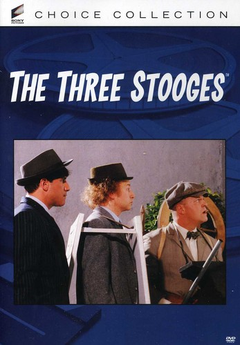The Three Stooges by SONY PICTURES HOME ENT