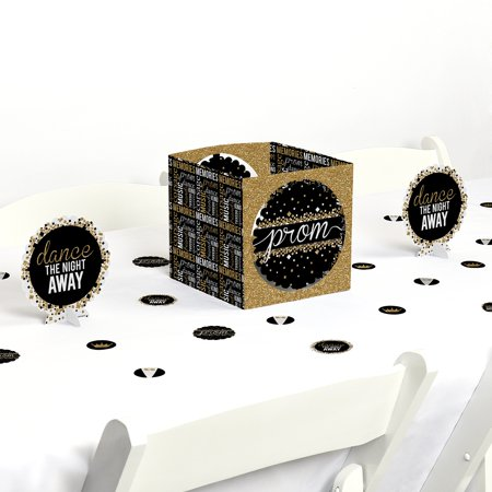 Prom - Prom Night Party Centerpiece & Table Decoration - Prom Night Decorations