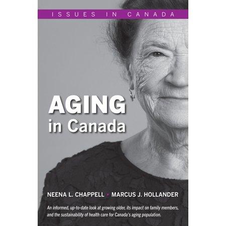 Aging in Canada - eBook (Canada Axe)