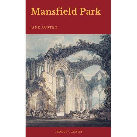 Mansfield Park (Best Navigation, Active TOC) (Cronos Classics) -