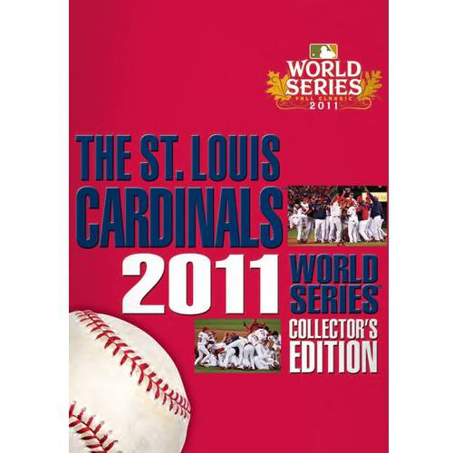 The St. Louis Cardinals 2011 World Series (Collector's Edition)