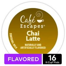 Coffee Pods: Café Escapes