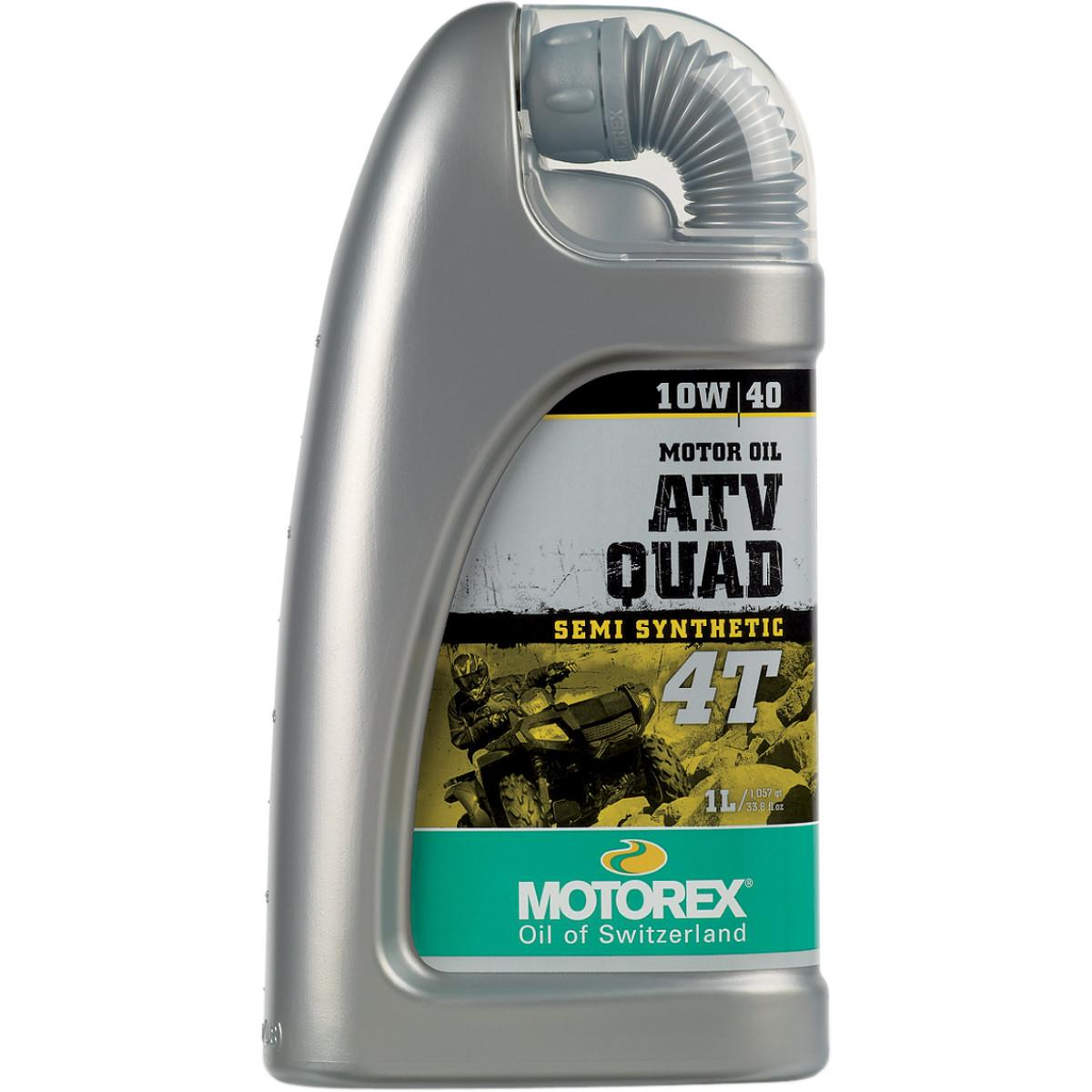 Motorex 110455 ATV/Quad 4T Oil - 10W40 - 1L.